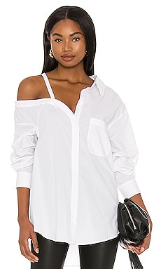 BLUSA OFF SHOULDER L'Academie $178