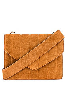 Irowe Quilted Envelope Bag L'Academie $218