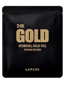 24K Gold Foil Eye Mask LAPCOS $4