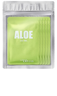 Aloe Daily Skin Mask 5 Pack LAPCOS $14