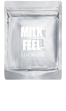 Milk Feel Cleansing Pads 10 Pack LAPCOS $17