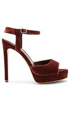 Platform Strap Heel