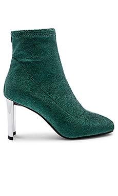 Metallic Sock Bootie Lola Cruz $43 (FINAL SALE)