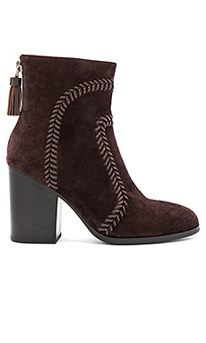 Koyuk Bootie in Dark Brown