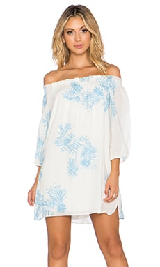The LDRS Beach Tunic in Bali Print