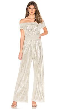 Liza Jumpsuit Line & Dot $32