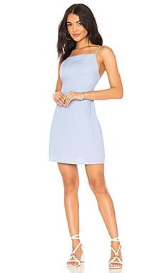 Brynn Tied Back Dress Line & Dot $88