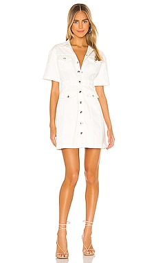 Aliso Utility Dress Line & Dot $99 BEST SELLER