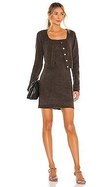 Haven Sweater Dress Line & Dot $154