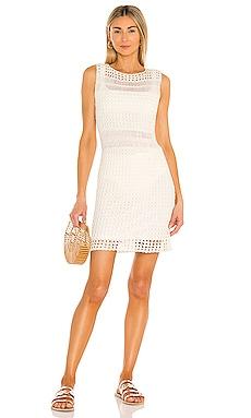Karolina Crochet Dress Line & Dot $51