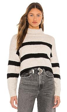 Rosie Striped Sweater Line & Dot $95