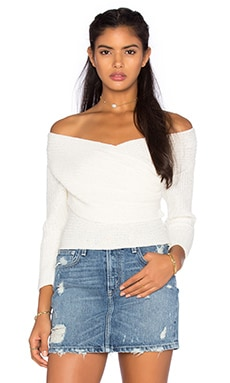 Line & Dot Lou Sweater in Off White