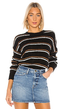Isla Sweater Line & Dot $52