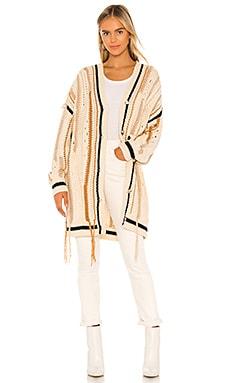 Dinah Cardigan Line & Dot $62