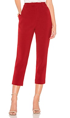Rosey Cropped Pant Line & Dot $28