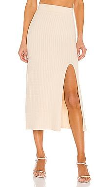 Camila Skirt Line & Dot $79