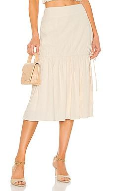 Veronica Skirt Line & Dot $108 NEW