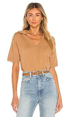 Parker Sweater Top Line & Dot $56