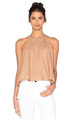 Ciel Halter Top in Sienna