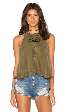 Musee Frill Top in Fern