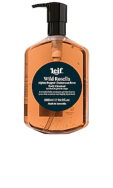 Wild Rosella Body Cleanser Leif $39