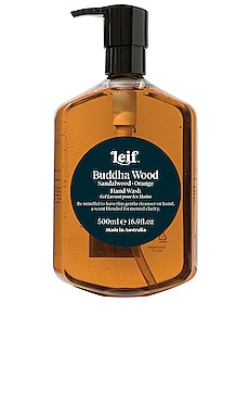 Buddha Wood Hand Wash Leif $35