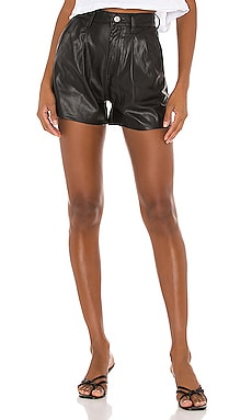 High Rise Faux Leather Short LEVI'S $80