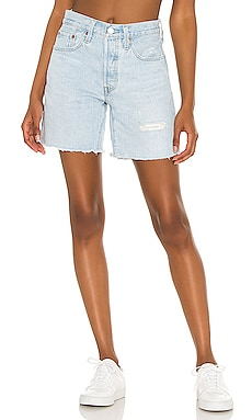 501 Mid Thigh Short LEVI'S $70