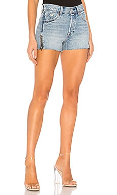 501 Short Altered Zip LEVI'S $42