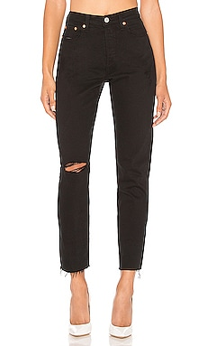 JEAN DROIT WEDGIE ICON LEVI'S $98 BEST SELLER