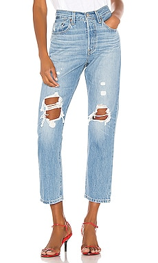 JEAN CROPPED 501 LEVI'S $98 BEST SELLER