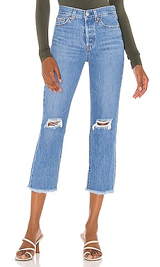 Wedgie Straight Crop LEVI'S $69