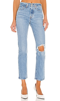 Wedgie Straight Ankle LEVI'S $98