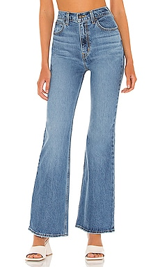 70s High Rise Flare Jean LEVI'S $88