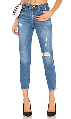 JEAN MAMAN WEDGIE ICON LEVI'S $98 BEST SELLER