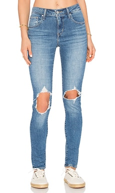 JEANS SKINNY 721 HIGH RISE