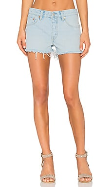 SHORTS JEANS CLASSIC 501