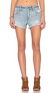 LEVI'S 501 Roll Hem Short in Country Road