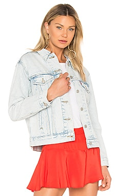 Ex Boyfriend Trucker LEVI'S $98 BEST SELLER