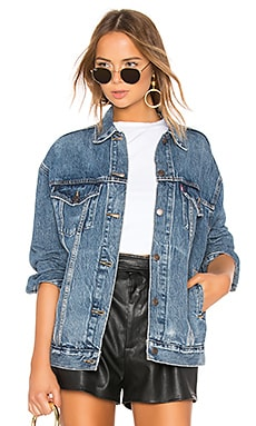 Baggy Trucker Jacket LEVI'S $98