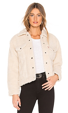 All Over Sherpa Trucker Jacket LEVI'S $128