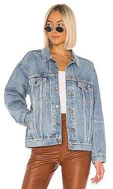 CHAQUETA DENIM DAD LEVI'S $98