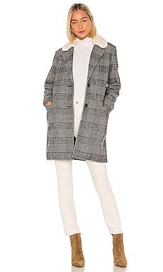 Шерстяное пальто amaya - LEVI'S