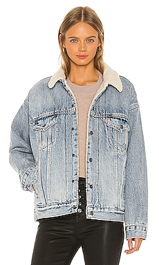 CHAQUETA DENIM DAD LEVI'S $128