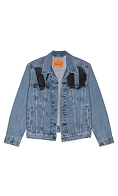 X When We All Vote Trucker Jacket LEVI'S $168
