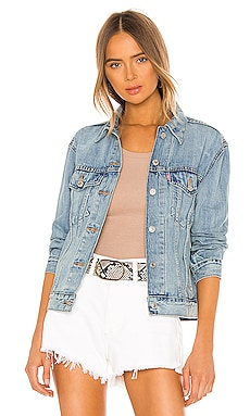 Ex-Boyfriend Trucker Jacket in Dream of Life