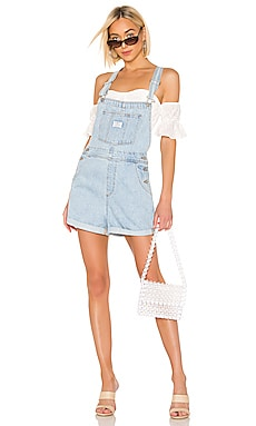 9a2a8312217 Spice Up Your Spring Look With Denim Overalls From REVOLVE