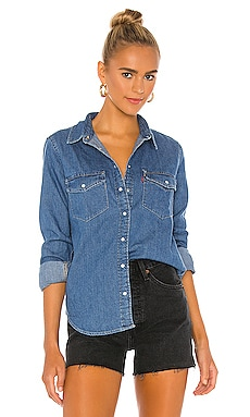 Essential Western Top LEVI'S $70