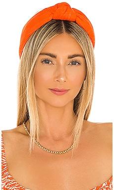 BANDA PELO KNOTTED Lele Sadoughi $49
