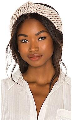 Knitted Knotted Headband Lele Sadoughi $75